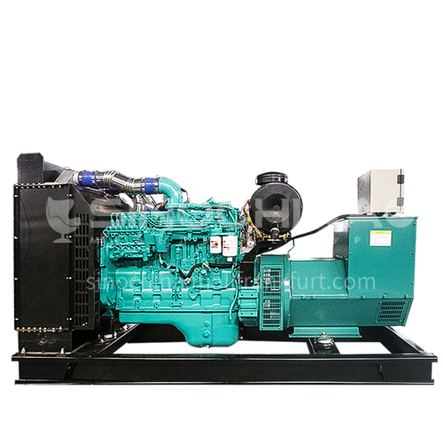 Dongfeng Cummins diesel generator set automatic building hotel hospital commonly used quark  DQ001114