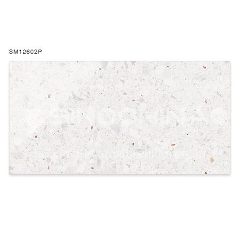 Nordic terrazzo floor tile shopping mall, clothing store floor tile, full glazed large plate hotel engineering tile-ADESM12602P 600mm*1200mm