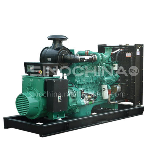 Dongfeng Cummins 30KW diesel generator set automatic building hotel hospital commonly used quark  DQ001115