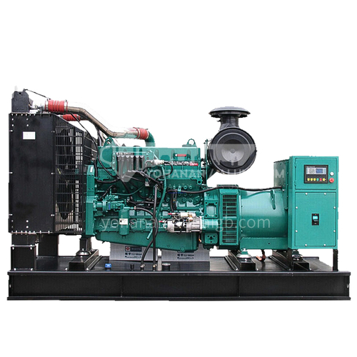 Dongfeng Cummins 50KW diesel generator set automatic building hotel hospital commonly used quark  DQ001116