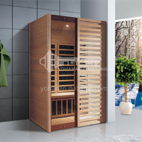 Non-standard customized multi-person sauna room Khan steam room Dry steam room equipment Sauna room customization AO-8040