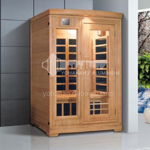Non-standard customized multi-person sauna room Khan steam room Dry steam room equipment Sauna room customization AO-8044
