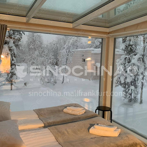 aluminum french sunroom from china manufacturer