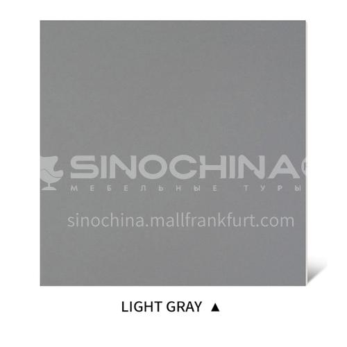 All-ceramic gray tiles pure white black antique floor tiles light gray kitchen bathroom wall tiles-AWMQHYG 600*600mm