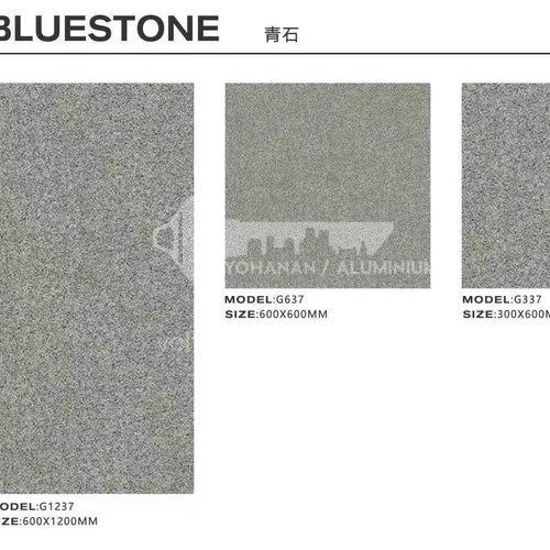 Garden villa rural courtyard floor tiles square non-slip whole body granite quartz stone tiles-AWM bluestone-300×600mm