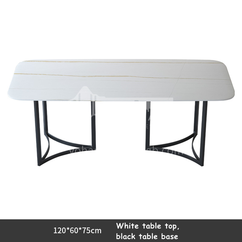Simple dining table for 4/6 people