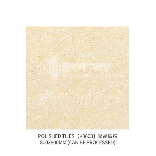 Foshan factory super office building tooling engineering bricks non-slip tiles-JLSK8603   600×600mm