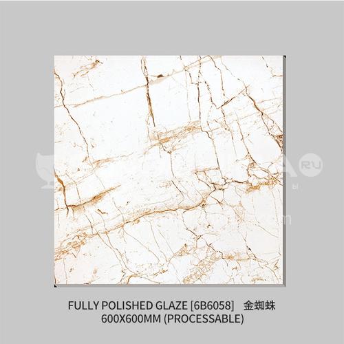 Export to Africa low-priced ceramic tiles, home improvement building materials, floor tiles-  JLS6B6058 600×600mm
