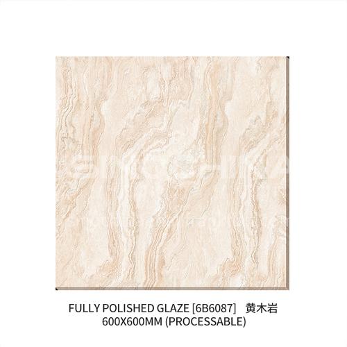 Export to Africa low-priced ceramic tiles, home improvement building materials, floor tiles-  JLS6B6087 600×600mm