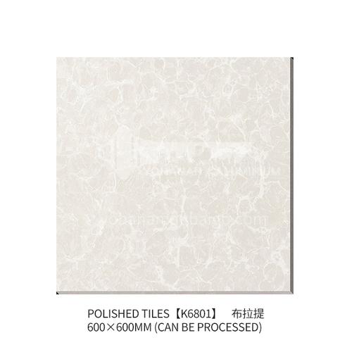 Polished tile living room tile Blati floor tile-JLSK6801 600*600mm