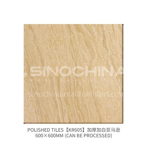 Non-slip wear-resistant living room tiles-JLSKR605 600*600mm