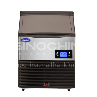 Goshen Ice Maker Commercial Milk Tea Shop Large-capacity Household Ice Maker Mini Professional Commercial Ice Maker 108 ice trays (200KG output)  DQ001174