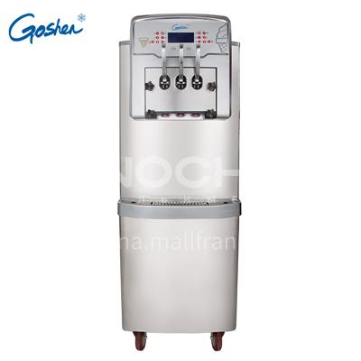 Goshen ice cream machine commercial dual-system ice cream machine fully automatic soft ice cream machine  DQ001175