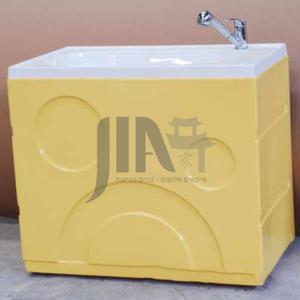 Indoor Hotel Home Freestanding Acrylic Baby Bathtub AO-B03