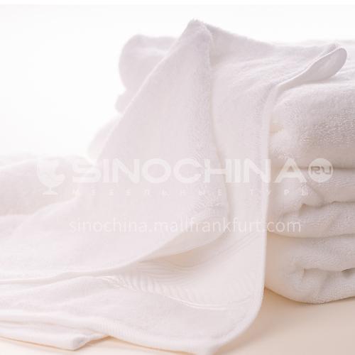 Three star hotel towel flat satin series BDK-3G