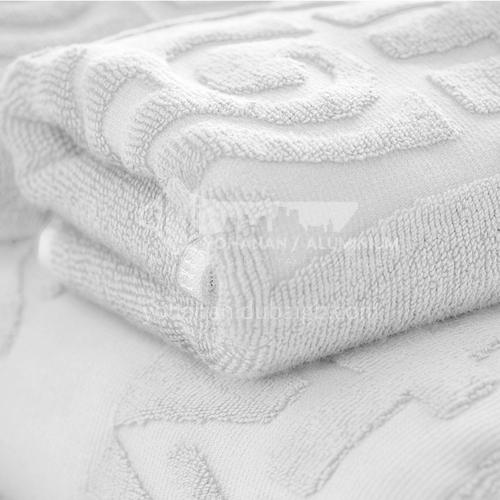 Star hotel towel jacquard series BDK-3G/5G