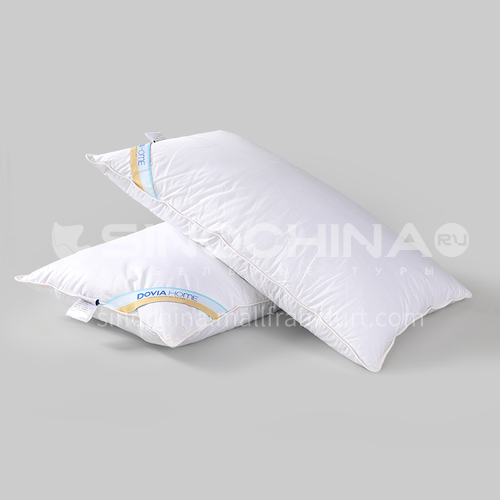High quality feather silk pillow core for Hotel BDK-NICE-PL