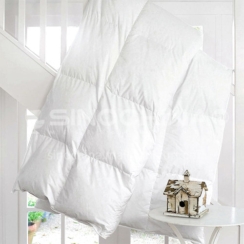 All cotton feather proof quilt core for Hotel BDK-NICE-DVT