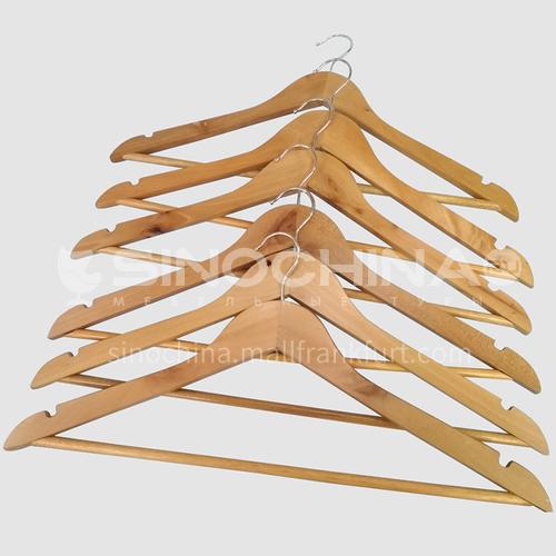 Hotel dedicated hanger / shoe brush BDK-hanger
