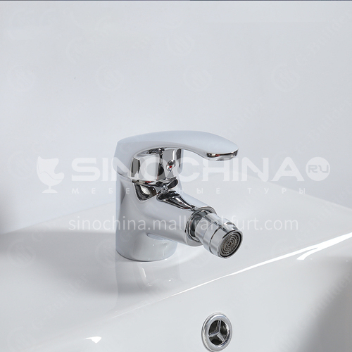 Toilet spray gun copper hot and cold water faucet bidet nozzle bathroom cleansing water gun flusher household high pressure-classic
