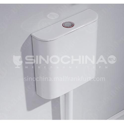 Toilet household silent squatting pan water tank SX002