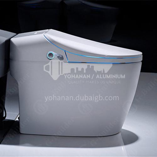 One button to control smart toilet     Intelligent toilet