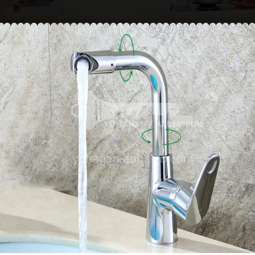 720 degree rotating hot and cold water faucet ZCH002