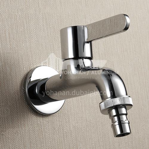 Bathroom cold faucet copper washing machine mop pool faucet