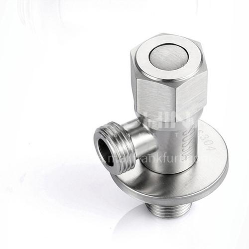 Bathroom silver Angle valve