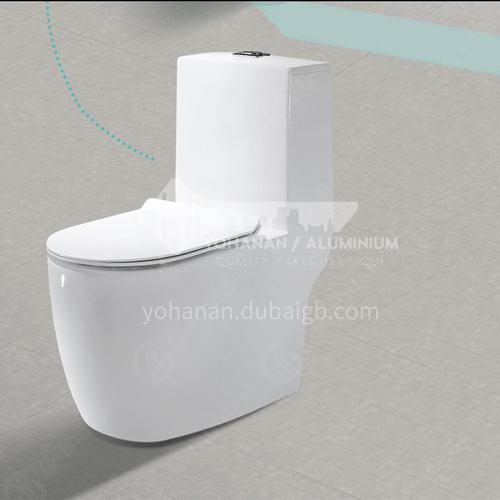 ceramic siphon jet toilet