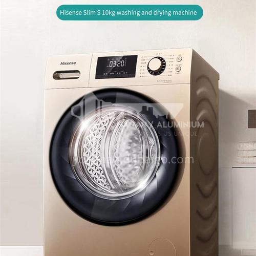 Hisense 10 kg washing and drying integrated drum washing machine automatic DQ000341