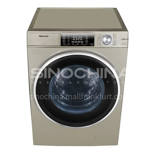 Hisense 10 kg washing and drying integrated drum washing machine fully automatic DQ000249