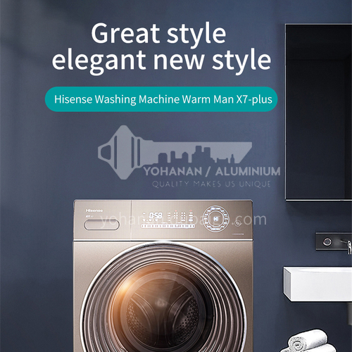 Hisense 10kg washing and drying integrated drum washing machine fully automatic DQ000247
