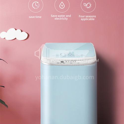 Hisense Mini 3kg automatic small children's underwear dehydration washing machine DQ000243