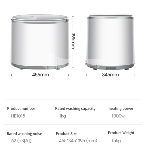Hisense  Underwear underwear cleaning washing machine high temperature washing socks small mini cleaning automatic sterilization DQ000240