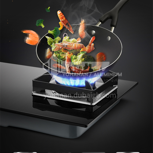 Robam DQ009082 Gas Gas Stove Double Stove Household Fire Stove Natural LPG Stove