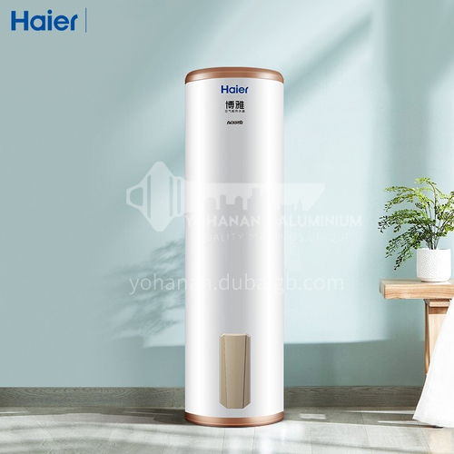 Haier/海尔 Air energy water heater household central air source heat pump electric auxiliary quick heat power saving constant temperature 150 liters DQ009020