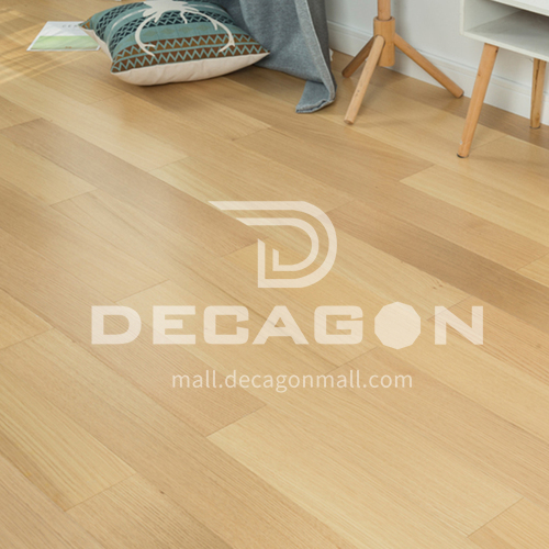15mm multi-layer solid wood flooring, real veneer surface layer 0.6mm thick