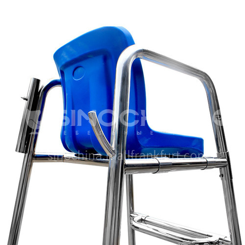 304 stainless steel swimming pool detachable lifesaving chair lookout chair DQ000840