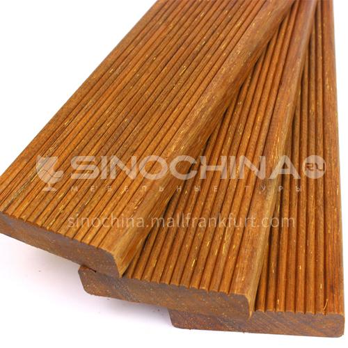 Outdoor solid wood Indonesian merbau flooring