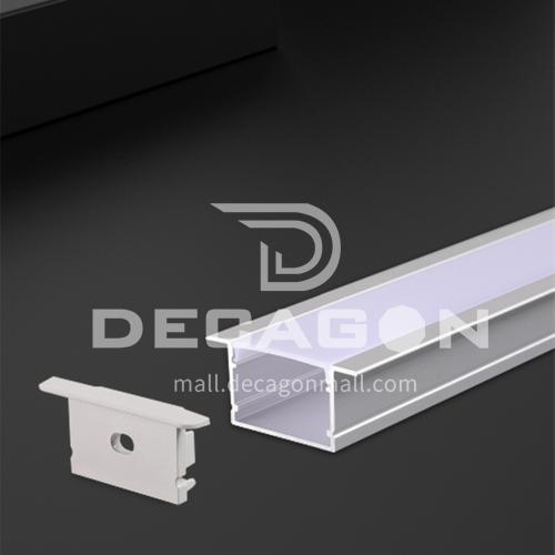 Home Hotel Office Art Deco Linear Light-AL-30X30