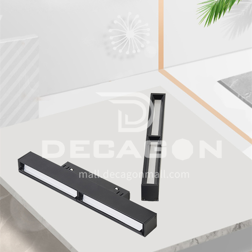 LED decorative home office Exhibition Hall magnetic lamp-NH-04